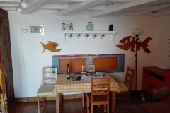 Terrace apartment spacal Piran  kitchen apt Piran