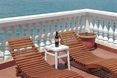 terrace Apartment Punta Piran