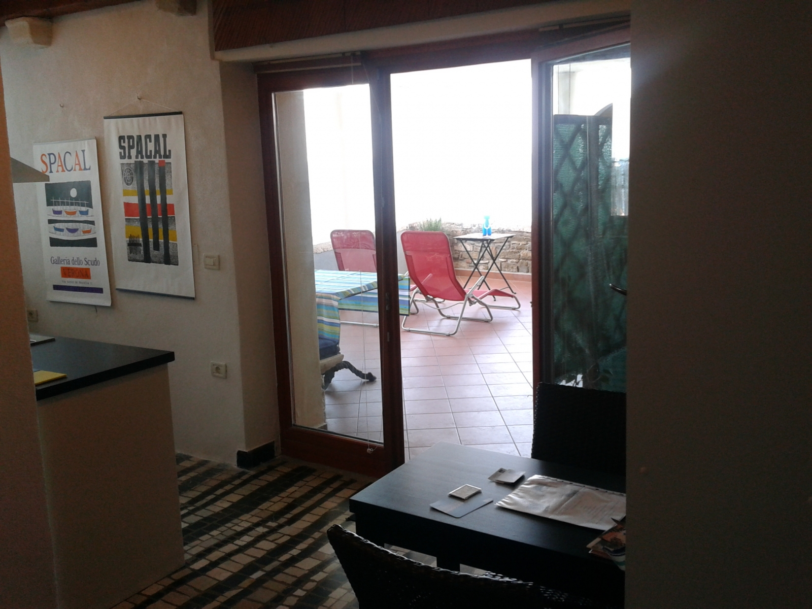 Terrce Apartment Spacal Piran