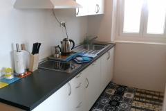 Kitchen apartment SPacal Piran