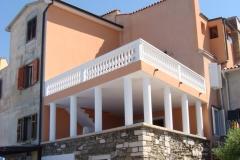 Terrace apartment Spacal House