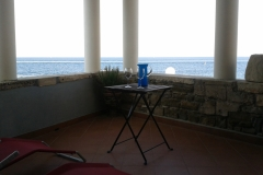 Terrace apartment Spacal
