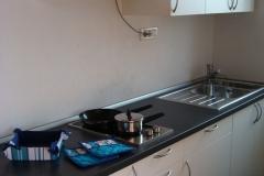 Terrace apartment 1 kitchen