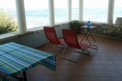 terrace Apartment Spacal Piran