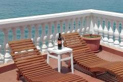 terrace Apartment Punta Piran